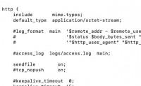 反向代理服务器 nginx