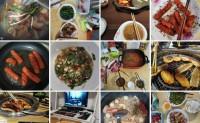 周末美食之土豆焖鸡 + 鲜美鲫鱼汤